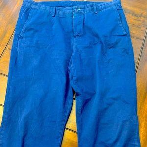 Men's Cobalt Blue Gap Chino